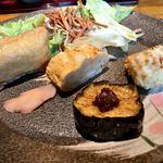 そばくらんぼん - 料理写真:ランチディシュ