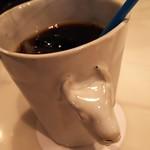 Hachi Cafe - アイスコーヒー