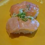スシロー - 黒ミル貝  一皿100円+(税)