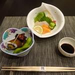 ふく・長州料理 KATSUMOTO - 先付け