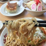 麺処 にっ田屋 - 麺リフト