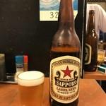 91079748 - サッポロラガー大瓶
