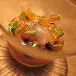 Furenchishokudoubudou - 夏野菜のラタトゥユ
