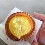 ミルク工房 - 料理写真:ニセコチーズタルト(税込200円)