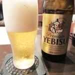 洗濯船 - ヱビスビール