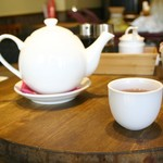 91083656 - 中国茶:プアール茶