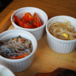 samugyopusarutoyasaiifuu - 牛プルコギ定食