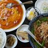taiwanriyourifukkourou - 料理写真:カニ玉子定食 980円