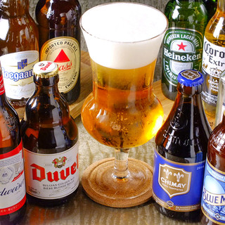 単品飲み放題も◎生ビール・日本酒・焼酎など、お酒も種類豊富!