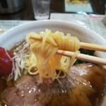 中国料理 四川彩館 - 麺リフト