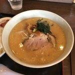 みそ伝 - 料理写真:みそ伝ラーメン 590円