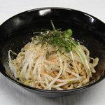 神戸製麺 - しょうゆ油そば