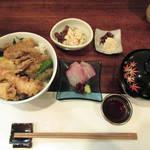91091751 - 【ランチ】 天ぷら丼(天丼) \1000