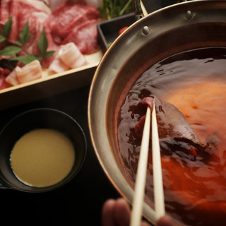 10周年記念◆1日15食限定の『しゃぶしゃぶ食べ放題』