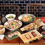 串焼旬菜食堂 うっとり - 料理写真: