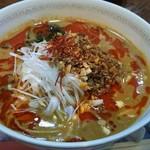 中国料理 四川彩館 - FB から持ってきた、冷やし坦々麺 (1080円) これも魅力的