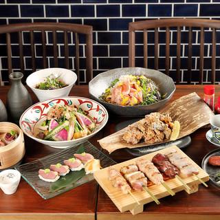 串焼旬菜食堂 うっとり 北習志野店
