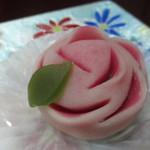 御菓子司 壷屋 - バラ