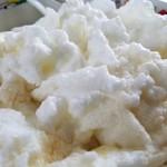 台南麺かちかち山 - 真っ白でキレイなメレンゲ
