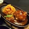 豚やろう - 料理写真:鉄板で熱々で食べれます