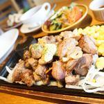 函館五島軒 - 熟成ローステーキ300g定食