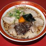 つねまつラーメン - 料理写真:王様ラーメン530円