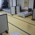 キッチンくま - 座敷
