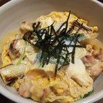 笹島大陸 - 親子丼
