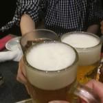 91102561 - 180812日 東京 鴻福餃子酒場 乾杯!