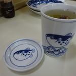三枡 - ヒレ酒