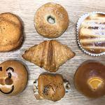 コーナーポケット - 料理写真:今回買ったパン