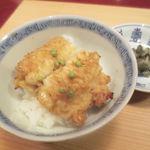 天現寺小野 - 鱧の蒲焼丼