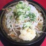 家系ラーメン王道 いしい - 野菜ラーメン¥650