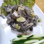 Heijoureimenshokudouen - 冷麺前 (センマイ刺)