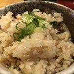 龍潭 - ジューシー(炊き込みご飯)