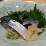 清寿司 - 〆さば