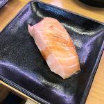 スシロー - 大切り生サーモン180円