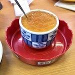 スシロー - 冷製茶碗蒸し180円