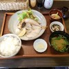 ごはん屋 カカ - 料理写真:「本日のお魚定食 (850)」