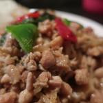 モモタイ - 鶏肉のミンチ