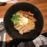 ジャパニーズまぜ麺 マルタ - 香り爽やかなすだちまぜ麺(冷 並 2番) 880円