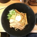 ジャパニーズまぜ麺 マルタ - まぜ麺(冷 並 2番) 780円