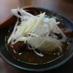 クシヤキ酒場ヤリキ - 牛の煮込み