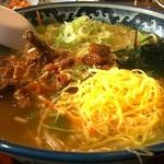 鳥しん - 奄美鶏飯ラーメン