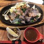CAFEオヤジ - OYAJIトンテキ 豚バラ 800円