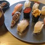 港寿司 - 料理写真: