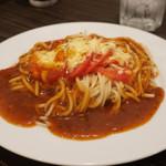 papaboo  - トマトチーズ