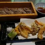 蕎膳 楽 - へぎ蕎麦&天ぷら