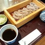 蕎膳 楽 - へぎ蕎麦小箱