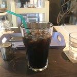 カフェ ド ラフェット - アイスコーヒー。 美味し。